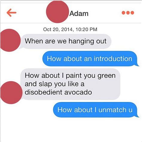 tinder nightmares is the hilarious new instagram account