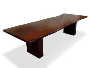 Slab Dining Tables Slab Timber Dining Table Furniture Design