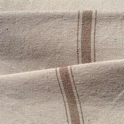 Grain Sack Upholstery Fabric by Grain Sack Fabric Stripe Vintage Inspired Sold By The Yard
