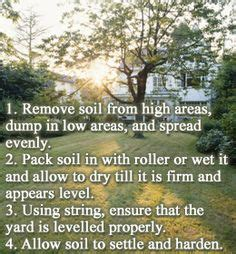 how to level a backyard 1000 ideas about leveling yard on pinterest french drain installation front yard