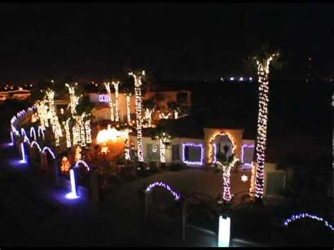 el paso christmas light 2010 techno show youtube