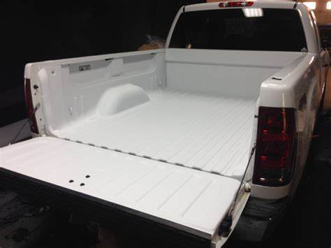 white bed liner paint truck bed liner spray tbla tintable armour liner spray in