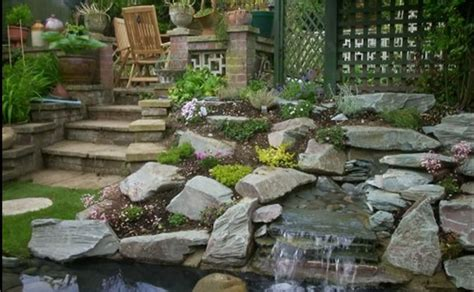 Garden Rockery Design Ideas Garden Rockery Design Ideas