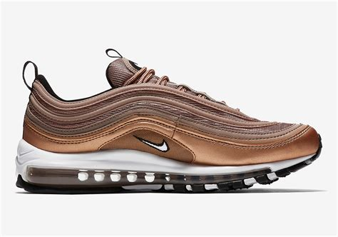 Nike Air Max 200 White Black by Nike Air Max 97 Quot Bronze Quot 921826 200 Sneakernews