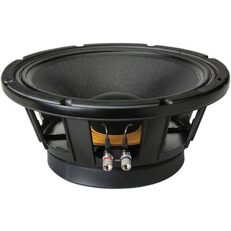 Speaker Kisonli Model I 510 eminence delta pro 12a 12 quot cast frame driver