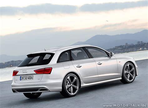 Neuer Audi A4 Avant by Ingolstadt Greift An So Schick Wird Der Neue Audi A4