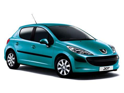 peugeot 207 5 doors 2006 2007 2008 2009 autoevolution