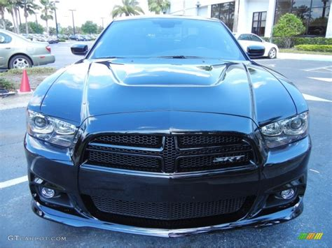 2013 dodge charger srt8 black pitch black 2013 dodge charger srt8 exterior photo