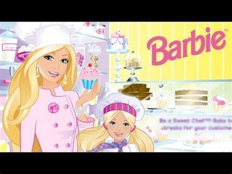 juegos de barbie gratis juegos de barbie de cocina youtube