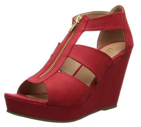 Promo Promo Wedges V202 Bunga womens wedge sandals 20 on sale at 50 discountqueens