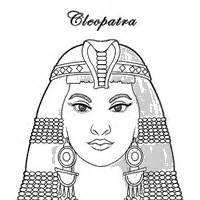 cleopatra 187 coloring pages 187 surfnetkids