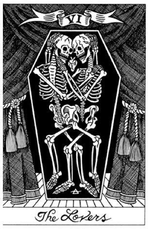 III. The Lovers Perfume Oil | The lovers tarot card, Tarot