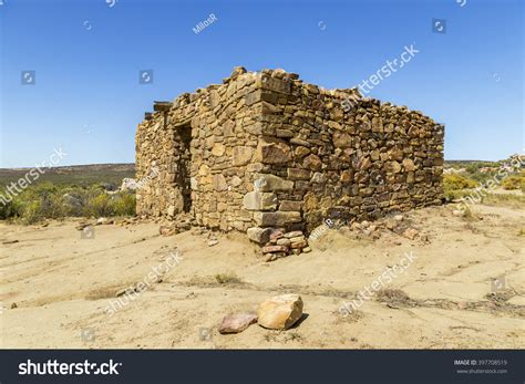 south african old house music old ancient stone house broken stone stock photo 397708519 shutterstock