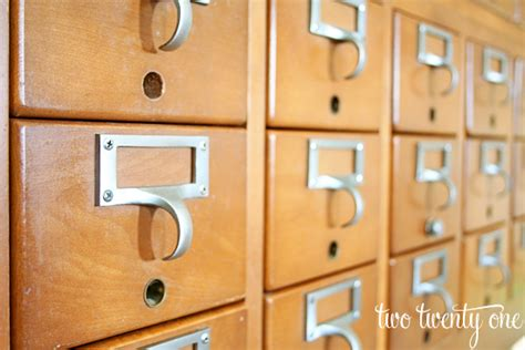 Library Drawer Pulls by Pdf Card Catalog Drawer Pulls Plans Free