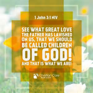 Called children of god and that is what we are quot childrenofgod