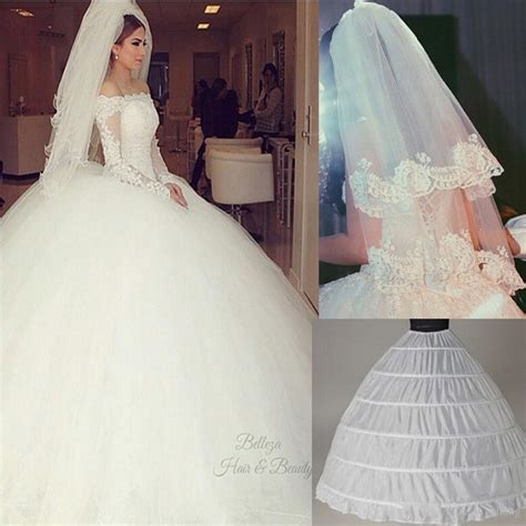 2015 Hot Fashion White Ball Gowns Wedding Dresses Off The