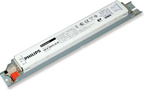 Lu Tl Neon Philips hf performer iii for tl d ls fluorescent fixed output
