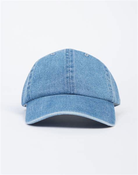 light blue mlb hats light washed baseball cap blue denim baseball cap