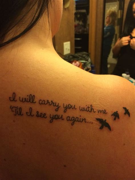 tattoo quotes for remembering a loved one 1000 images about tattoos on pinterest loved ones