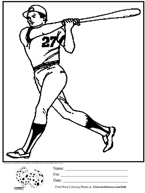 baseball boy coloring page coloring page for boys baseball batter coloring pages