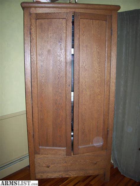 Used Wardrobes For Sale by Armslist For Sale Antique Tiger Oak Wardrobe