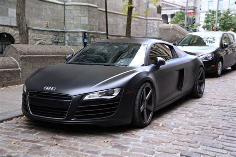 audi r8 wallpaper matte black black audi r8 with custom paint on wallpapers v10 matte