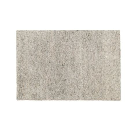 10 X 14 Neurtral Rug by 10x14 Neutral Wool Shag Rug Reviews Crate And