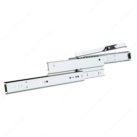 Overtravel Drawer Slides by Series 4034 Drawer Slide With Travel 150 Lb