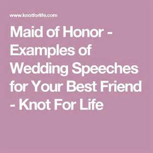 1000 ideas about bridesmaid speech examples on pinterest