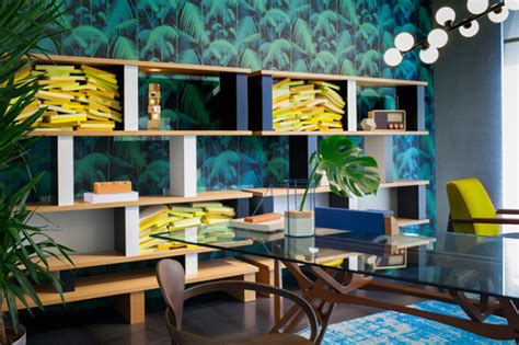 1000 images about green trends in interior design on eclectic trends the jungle trend studiopepe for spotti
