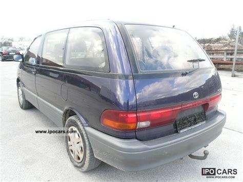 8 Seater Toyota Previa 1998 Toyota Previa 8 Seater Air Ac Car Photo And Specs