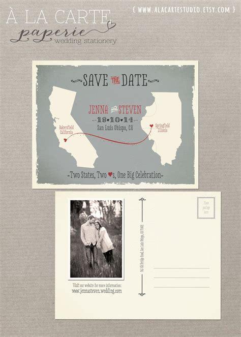 wedding invitation usa destination wedding invitation usa state wedding modern
