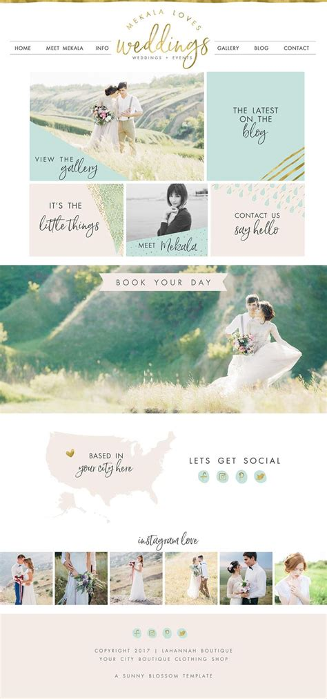 25 Best Ideas About Photography Website Design On Pinterest Wix Timeline Template