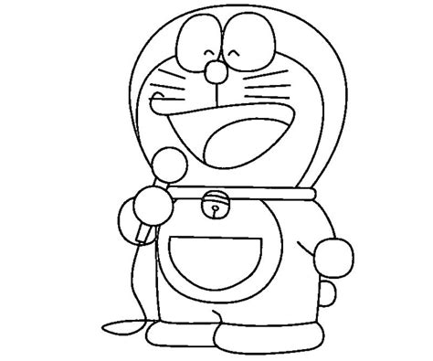 pages of doraemon doraemon 9 coloring crafty