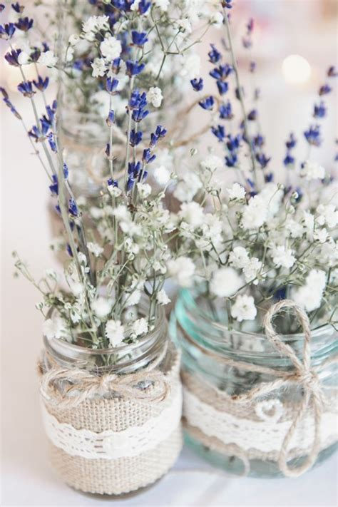25 lavender wedding bouquets favors and centerpieces