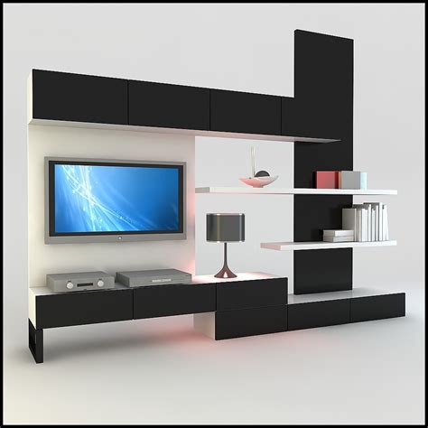 Bedroom Wall Decorating Ideas by Home Design Living Room Tv Showcase Designs 805 Lcd Wall