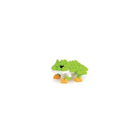 Sale Nanoblock Tree Frog Nanoblock 174 Japanese Tree Frog 99 Pieces Mini Building
