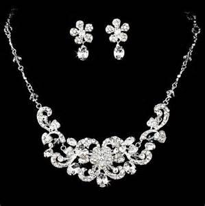 prom jewelry beautiful bridal wedding prom jewelry set hs8 s wedding veils