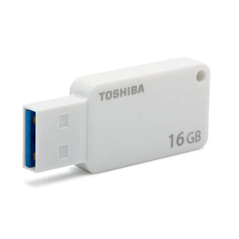 Toshiba Usb 30 Flash Drive 16gb Thn U30iw0160c4 toshiba akatsuki usb flashdisk 3 0 16gb thn u303w0160c4 white jakartanotebook