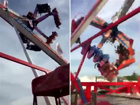 swing ride accident excessive corrosion led to fatal accident at ohio state