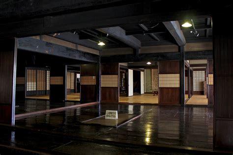 canapé japonais chambre japonaise moderne