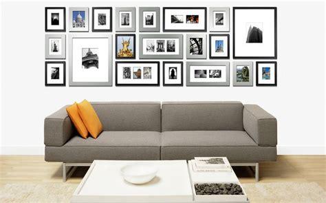 desain bingkai foto dinding memasang bingkai foto yang benar pada ruangan
