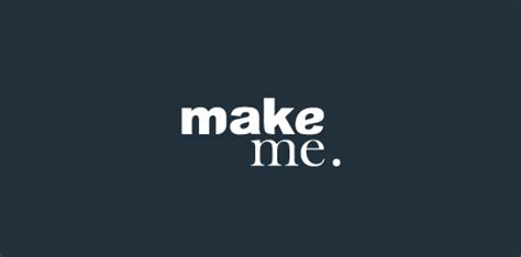 What Makes Me Me - make me logo logomoose