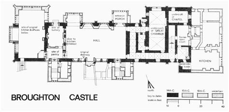 Two Bedroom House Floor Plans Parishes Broughton British History Online