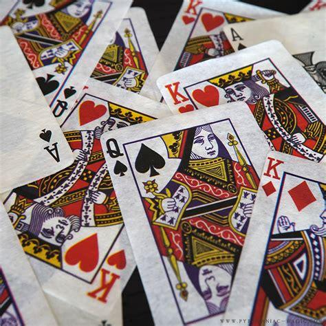 pyromaniac magic flash poker cards