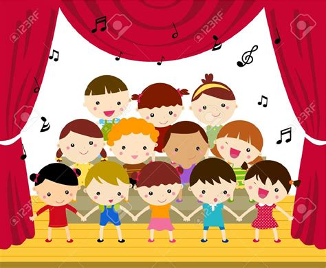 immagini clipart gratis on the stage clipart clipground