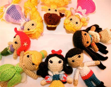 amigurumi pattern disney the crochet dork yarn over she sell dısney prıncess