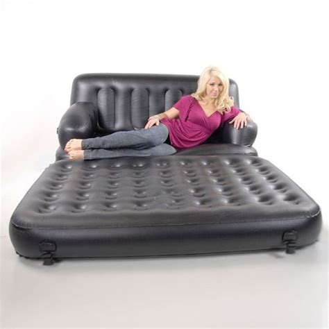 smart air beds 5 x 1 ez size sofa bed black 54 quot wide discount