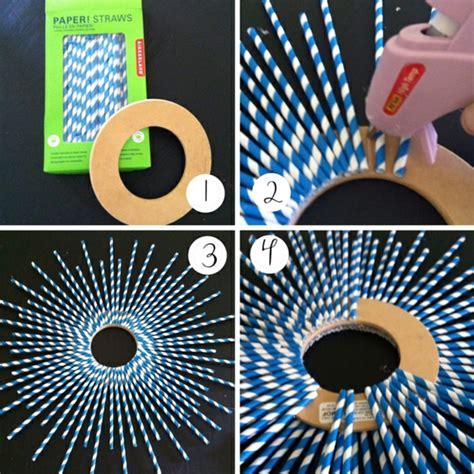 Box Plastik Untuk Diy 10cm plastik kunst und wohnaccessoires aus strohhalmen