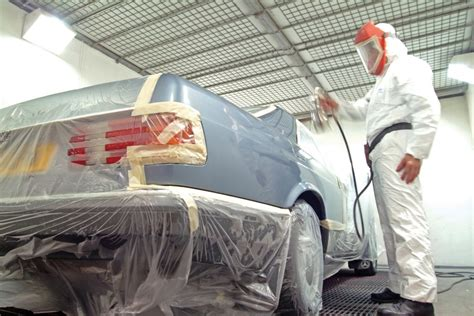 vehicle painting methods for stripping auto paint automotive centre